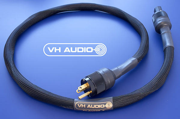 VH Audio Power Cords.